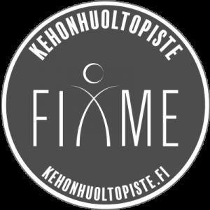 Kehonhuoltopiste Fixme Logo
